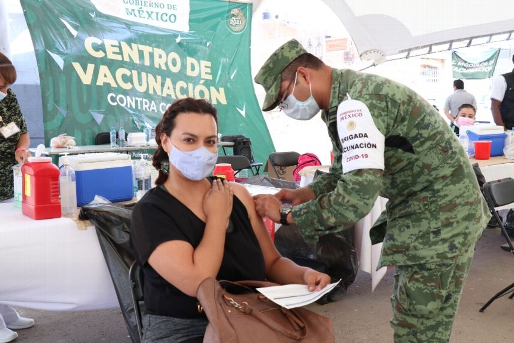 vacuna maestros rezagados