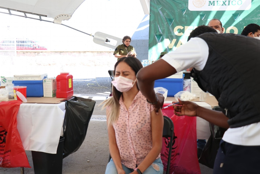 miercoles jueves vacunacion covid aguascalientes