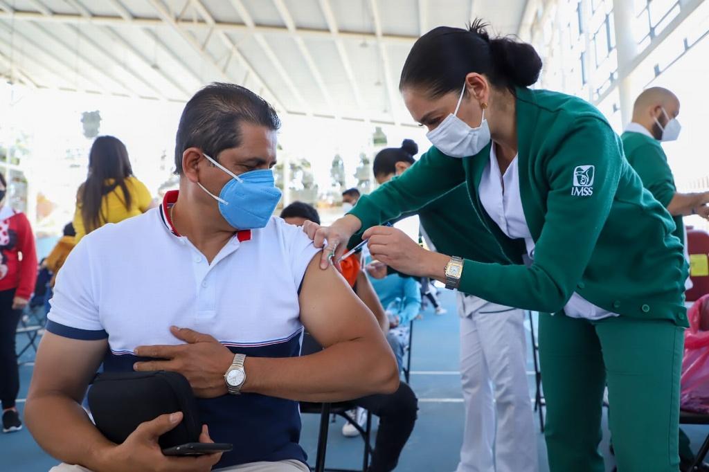 covid vacunacion segunda dosis aguascalientes jesus maria