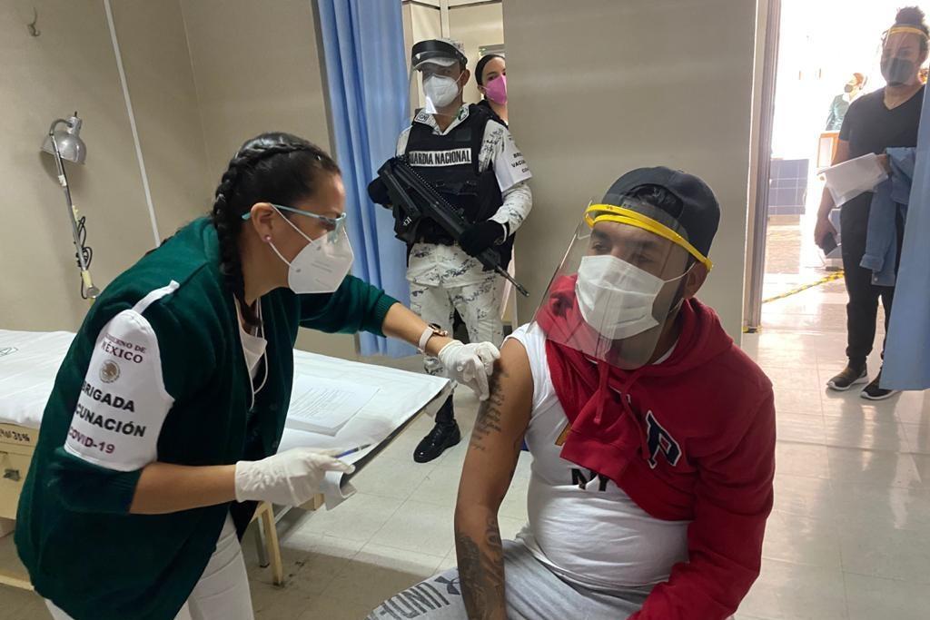 Hoy inicia la vacunación para los de 30-39 años en Aguascalientes