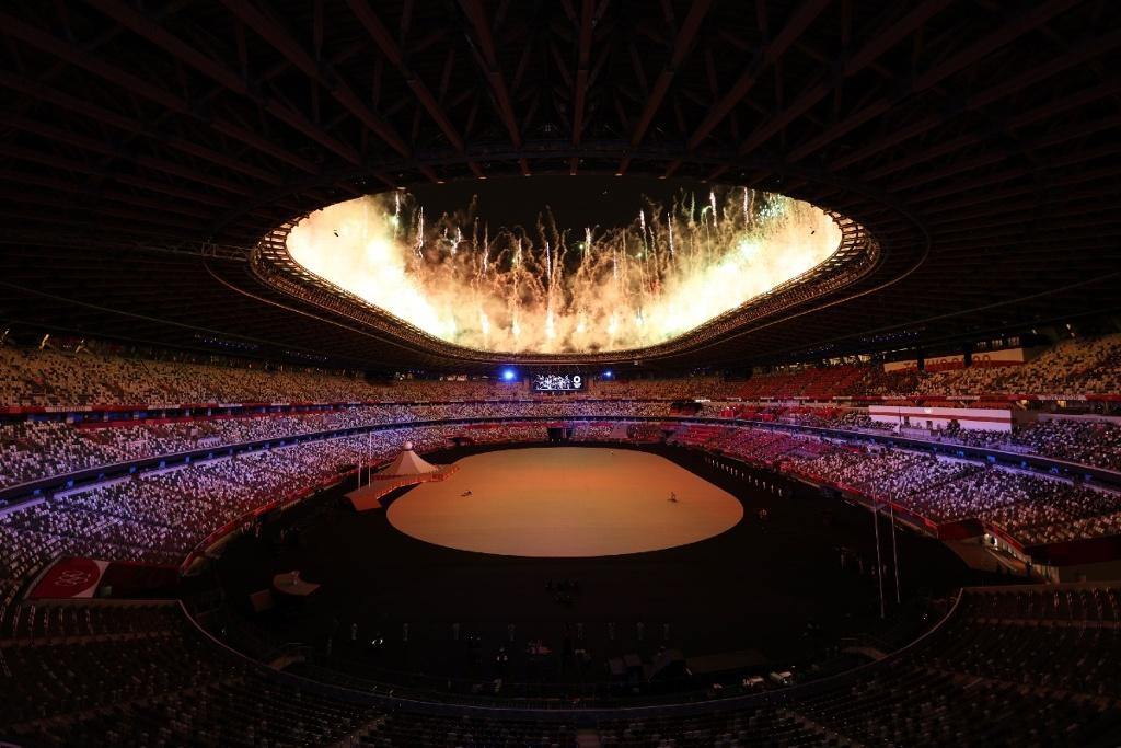 Inauguran Juegos Olímpicos de Tokio