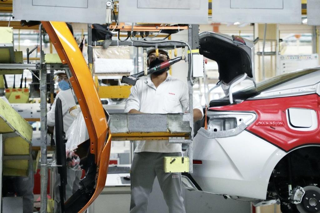Industria automotriz parará por una semana en Aguascalientes