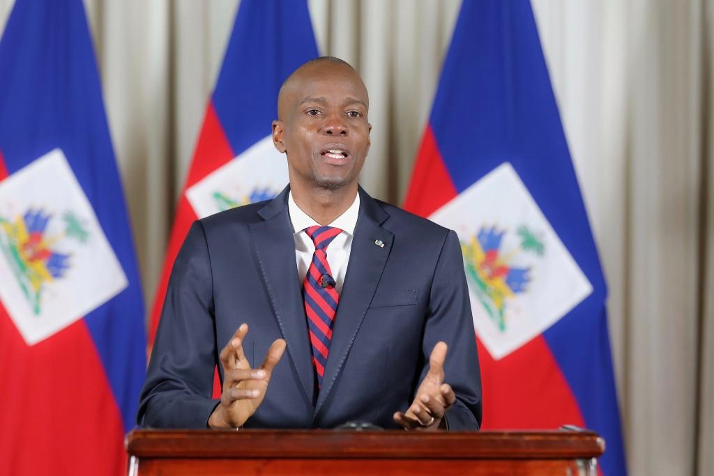 Matan al presidente de Haití