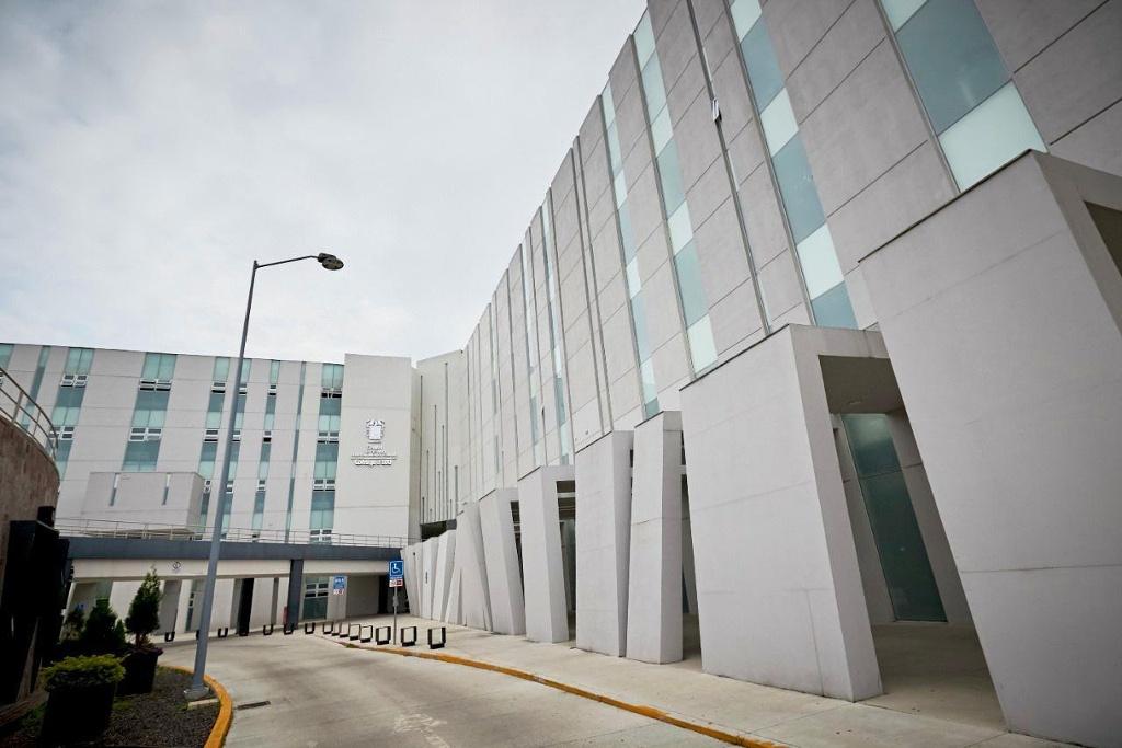 Restringen acceso al Hospital Hidalgo, vuelve a ser Centro COVID