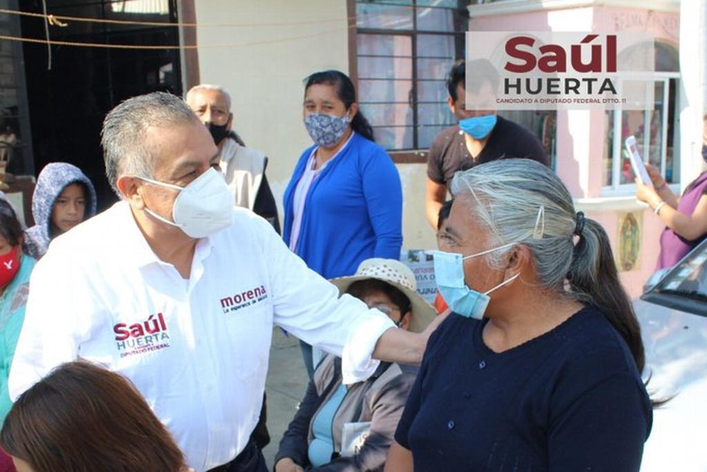 Aprueban desafuero de Saúl Huerta