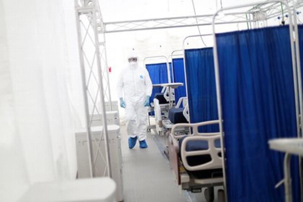 Hospital Hidalgo reporta ocupación al 80% de su capacidad y terapia intensiva saturada al máximo