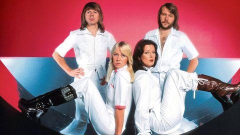 ABBA REGRESA A LA MUSICA